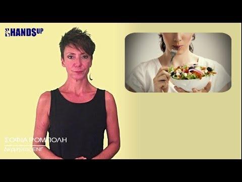 Συγκεντρωθείτε στο φαγητό σας: και χάστε βάρος χωρίς δίαιτα