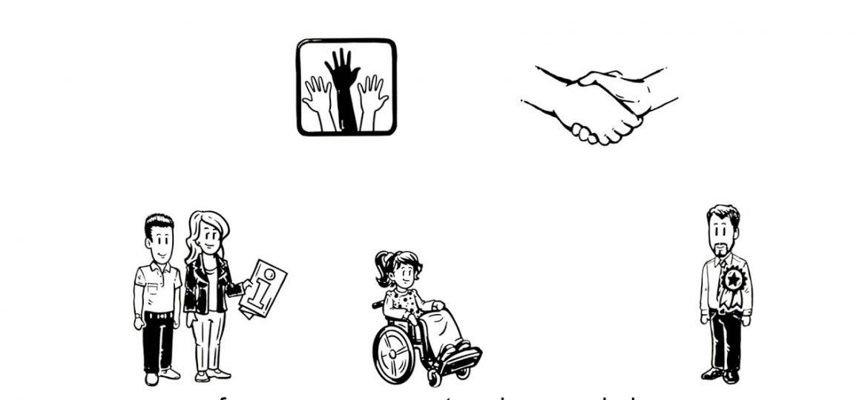 Συμπερίληψη Ατόμων με Αναπηρία