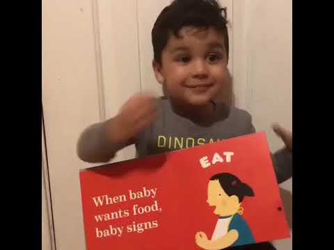 Baby Signs – Κάνουν τα μωρά εξυπνότερα