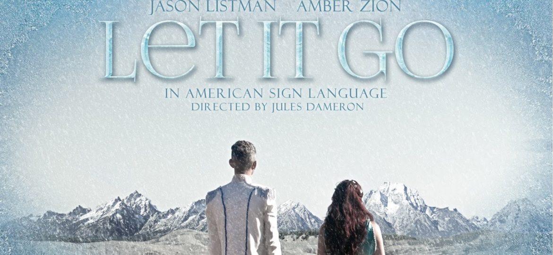 """Το """"Let it Go!"""" από το διάσημο παραμύθι Frozen, στη Νοηματική γλώσσα"""