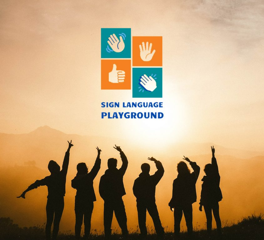 Sign Language Playground | Erasmus+